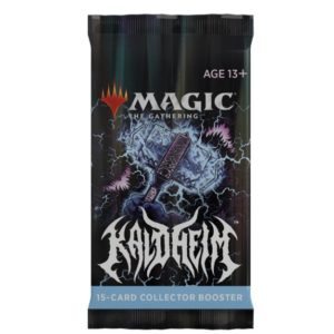 Magic: The Gathering Kaldheim booster pack Lelystad