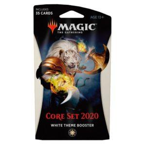 MTG Magic The Gathering - Core Set 2020 Theme Booster White - English
