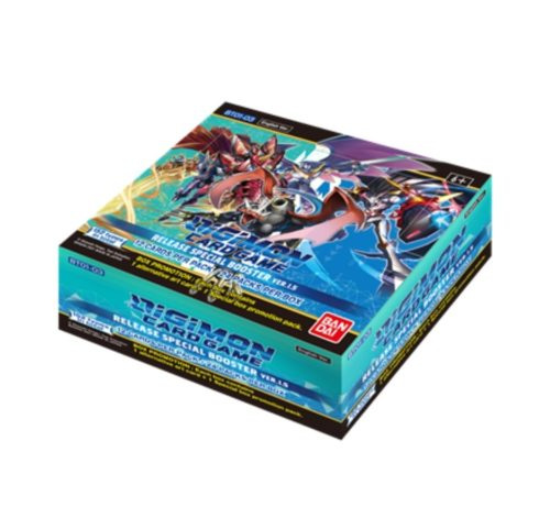 Digimon TCG Boosterbox 1.5 special
