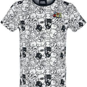 Mario AOP Villain T-shirt