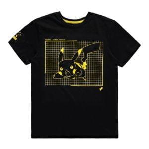 Attacking Pika Men's T-shirt