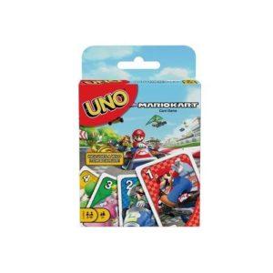 Mario Kart Uno kaartspel
